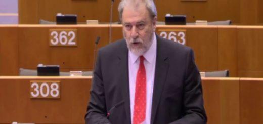 Debate con el primer ministro de Bélgica, Charles Michel, sobre el futuro de Europa