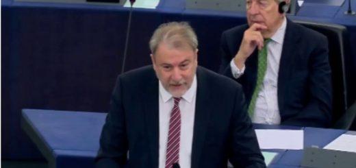 Debate con Alexis Tsipras, primer ministro de Grecia, sobre el futuro de Europa