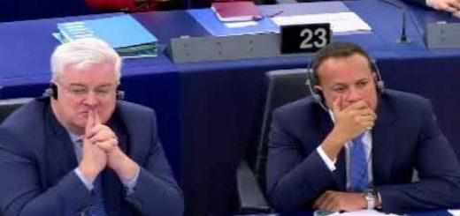 Débat avec Leo Varadkar, Premier ministre de l'Irlande, au sujet de l'avenir de l'Europe