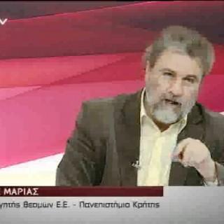 Η Ελλάδα να απειλήσει μέσω εξωδίκου τους δανειστές. Άν δεν το κάνουν, είναι τεράστιες οι ευθύνες απέναντι στο λαό και στους δικαστές. Η κατάσταση στη χώρα είναι χειρότερη και από τη γερμανική κατοχή