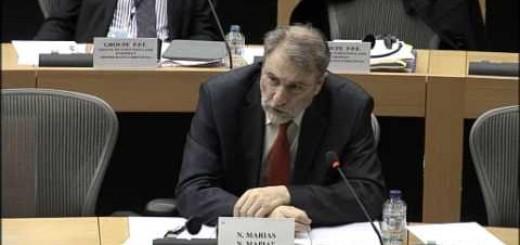 Απορρίφθηκε η Πρόταση του Νότη Μαριά για τη διοργάνωση Δημόσιας Ακρόασης στην Ευρωβουλή για τις Γερμανικές Πολεμικές Επανορθώσεις.