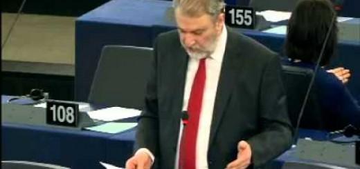 Νότης Μαριάς στην Ευρωβουλή: Ναι στην προστασία της πνευματικής ιδιοκτησίας.