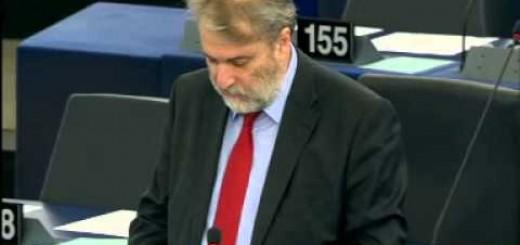 Νότης Μαριάς στην Ευρωβουλή: Μόνο υπέρ του ίδιου του λαού της χώρας η εκμετάλλευση των φυσικών πόρων του Κονγκό.