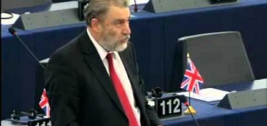 Νότης Μαριάς στην Ευρωβουλή: Με ευθύνη και της Επιτροπής που είναι μέλος της τρόικας χιλιάδες Έλληνες πολίτες δεν έχουν πρόσβαση στα φάρμακα.