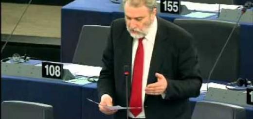 Νότης Μαριάς στον Αντιπρόεδρο της Ευρωπαϊκής Επιτροπής Τίντεμανς: Σε μένα δεν περνάνε αυτά.