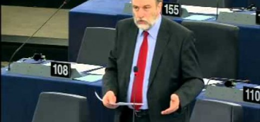 Νότης Μαριάς στην Ευρωβουλή για την ανεργία των νέων: Ξανά στο ίδιο έργο θεατές.