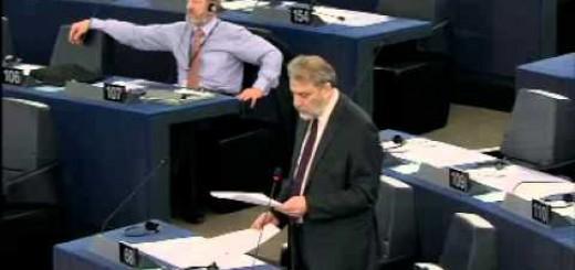 Νότης Μαριάς στην Ευρωβουλή: Να αποζημιωθούν οι Έλληνες μεταφορείς από την Ε.Ε. για το ρωσικό εμπάργκο.