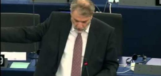 Νότης Μαριάς στην Ευρωβουλή: Όχι στην καπηλεία του ονόματος της Μακεδονίας μας από τα Σκόπια.