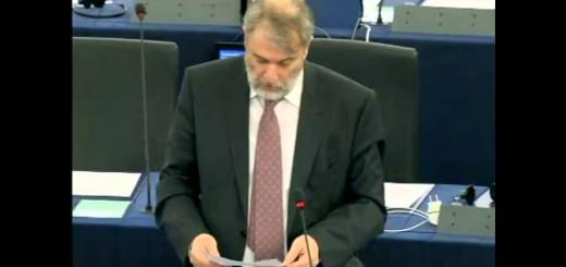 Νότης Μαριάς στην Ευρωβουλή: Διαχωρισμός εμπορικών και επενδυτικών τραπεζών με μια ευρωπαϊκή Glass-Steagall Act