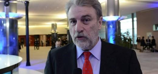 Ο Νότης Μαριάς καταγγέλλει στην Ευρωβουλή Ντράγκι και ΕΚΤ  για την φορομπηχτική επιδρομή  της τρόικας στην Ελλάδα.