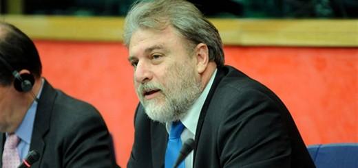 Ο Νότης Μαριάς για την παρέμβασή του στην Ευρωβουλή για λογιστικό έλεγχο του ελληνικού δημοσίου χρέους
