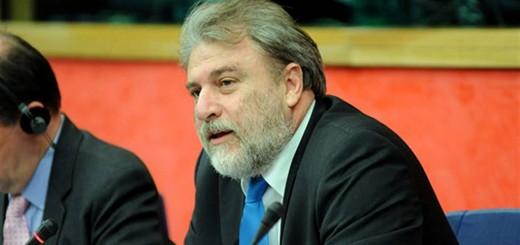 Ο Νότης Μαριάς για την ερώτησή του στην Ευρωβουλή για λογιστικό έλεγχο του ελληνικού δημοσίου χρέους