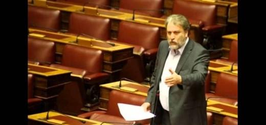 Νότης Μαριάς: Σημαντική επιτυχία η αποδοχή της τροπολογίας μου για την έξωση της ΕΚΤ από την τρόικα