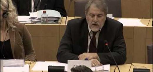 Απάντηση του Νότη Μαριά στην προκλητική ανακοίνωση του Γραφείου των Ευρωβουλευτών της Ν.Δ. για το θέμα των γερμανικών αποζημιώσεων: