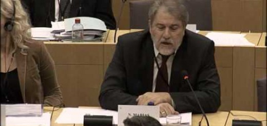 Νότης Μαριάς: Σκληρή μάχη στην Ευρωβουλή για τη δημόσια ακρόαση για τις γερμανικές αποζημιώσεις