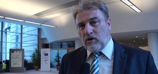 Ο Νότης Μαριάς κατέθεσε στην Ευρωβουλή προφορική ερώτηση για την καταστροφή του χημικού οπλοστασίου της Συρίας έξω από την Κρήτη