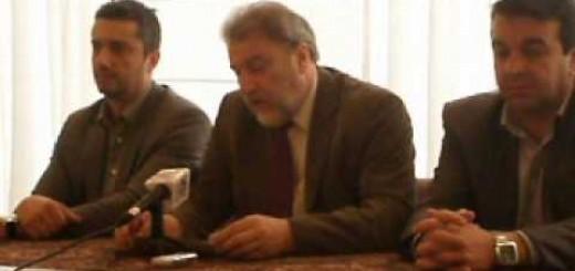 Ενημέρωση από την περιοδεία του υποψήφιου ευρωβουλευτή των Ανεξαρτήτων Ελλήνων Νότη Μαριά στον Νομό Κοζάνης στις 6 Μαΐου.