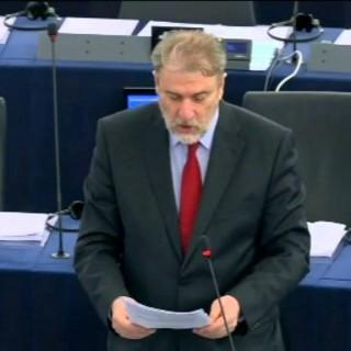 Νότης Μαριάς στην Ευρωβουλή: Η Ευρωπαϊκή Τράπεζα Επενδύσεων να αυξήσει άμεσα τη χρηματοδότηση έργων στην Ελλάδα.