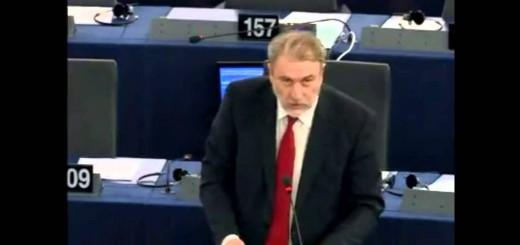 Νότης Μαριάς στην Ευρωβουλή: Ψίχουλα τα ευρωπαϊκά κονδύλια για την ανεργία των νέων.