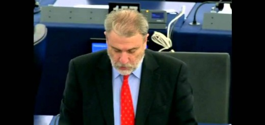 Παρέμβαση του Νότη Μαριά στην Ευρωβουλή για τη διαγραφή του επονείδιστου χρέους.