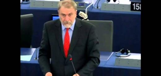 Νότης Μαριάς στην Ευρωβουλή: Όχι στην αύξηση του ΦΠΑ.