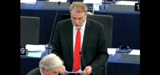 Νότης Μαριάς στην Ευρωβουλή: Όχι στις αυξήσεις του ΦΠΑ.