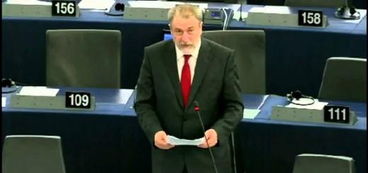 Νότης Μαριάς στην Ευρωβουλή: Όχι στη φορομπηχτική πολιτική της τρόικας κατά των Ελλήνων αγροτών.
