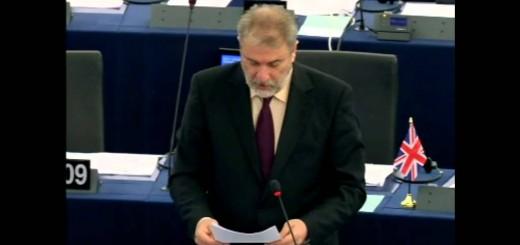 Νότης Μαριάς στην Ευρωβουλή: Άμεση λήψη μέτρων για την προστασία της αρχαίας Παλμύρας από τους τζιχαντιστές
