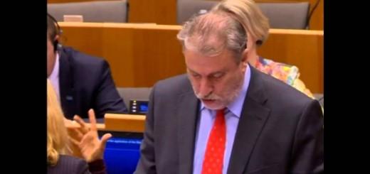 Νότης Μαριάς στην Ευρωβουλή: Να εγγραφούν οι Γερμανικές Αποζημιώσεις στον κρατικό προϋπολογισμό εδώ και τώρα.