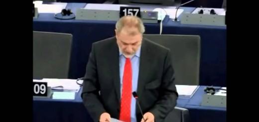 Νότης Μαριάς στην Ευρωβουλή: Που πήγαν λοιπόν τα λεφτά κ. Ντομπρόβσκις;