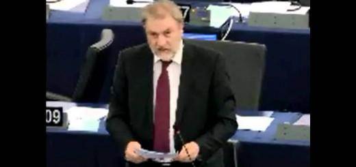 Ο Νότης Μαριάς καταγγέλλει  στην Ευρωβουλή τις σχέσεις της Τουρκίας με το Daesh.