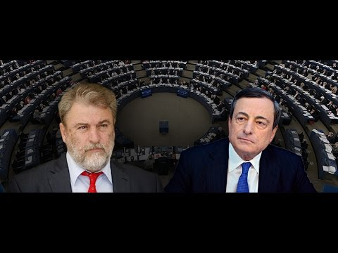 Γραπτή Ερώτηση Νότη Μαριά σε Ντράγκι για Deutsche Bank, Στουρνάρα και Τράπεζα της Ελλάδας