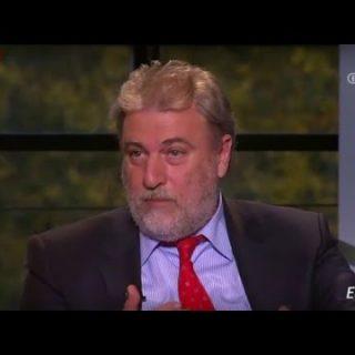 Ο Νότης Μαριάς στην ΕΡΤ1 για τις ευρωπαϊκές εξελίξεις