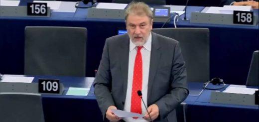 Νότης Μαριάς στην Ευρωβουλή: Η εκπαίδευση των παιδιών των προσφύγων πρέπει αποκλειστικά να παρέχεται μέσα στα Κέντρα Φιλοξενίας με δαπάνες της ΕΕ.