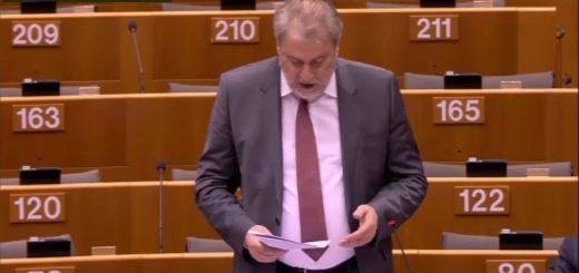 Νότης Μαριάς στην Ευρωβουλή: Όχι στη διάλυση των αγροτών του Ευρωπαϊκού Νότου