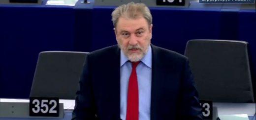 Ο Νότης Μαριάς στην Ευρωβουλή για την προστασία των δανειοληπτών