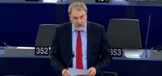 Ο Νότης Μαριάς στην Ευρωβουλή για Βοσνία-Ερζεγοβίνη