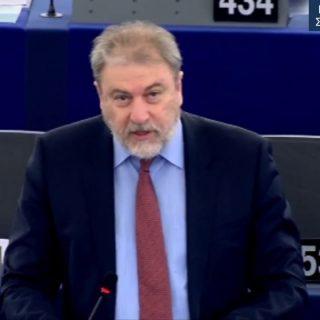 Ο Νότης Μαριάς στηρίζει στην Ευρωβουλή τους κυνηγούς και τα μέλη των σκοπευτικών συλλόγων