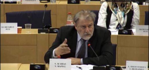 Ο Νότης Μαριάς για τους δασικούς χάρτες και το ιδιοκτησιακό καθεστώς στη Νότια Καρυστία
