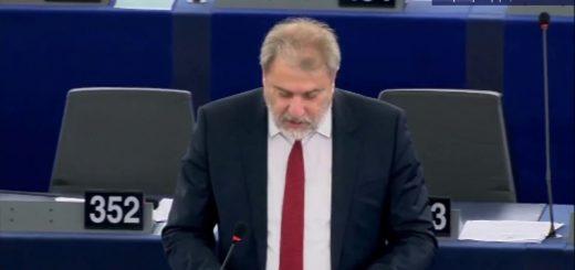 Σημαντική παρέμβαση Νότη Μαριά στην Ευρωβουλή για ανάκτηση εθνικής νομισματικής κυριαρχίας εντός ευρώ