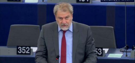 Νότης Μαριάς στην Ευρωβουλή:  Να cοι επενδύσεις σε έρευνα και ανάπτυξη