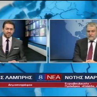Νότης Μαριάς: Επικοινωνιακό τρικ του κ. Τσίπρα η έξοδος στις αγορές
