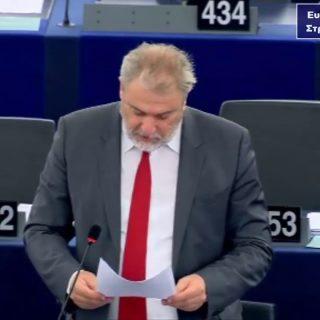 Νότης Μαριάς: Το σενάριο Γιούνκερ για  την Ευρώπη είναι η συνέχιση της ίδιας πολιτικής